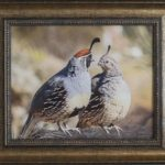 Clements_ Loving Couple_ 19x23 framed_ 195