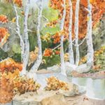 Fundin-Dorene-WC-Aspen Trees