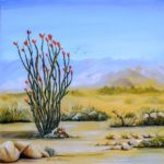 Miehle-Nancy-Ocotillo In The Park _ 24X24 _ 800