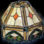 Miehle-Nancy- StainedGlassLampShade