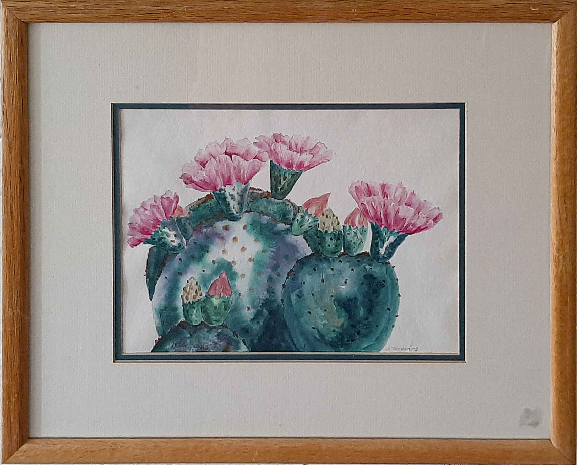 Beautiful Cactus - Julia Terpening