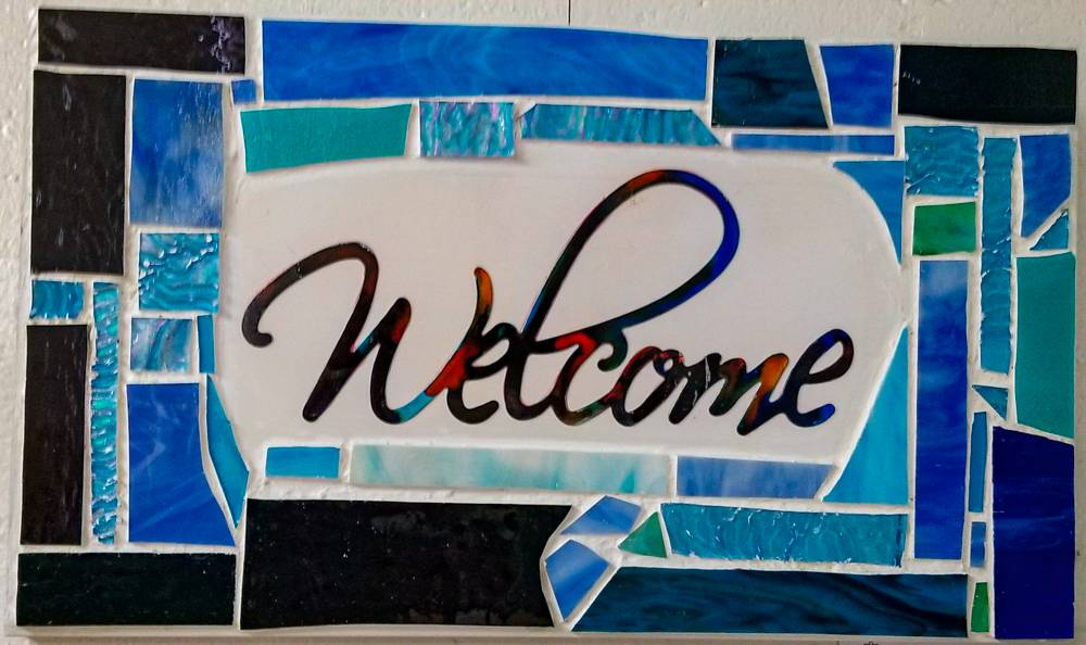 Welcome by Nancy Miehle