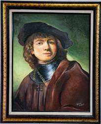 Rembrandt by Nancy Miehle